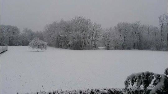 crugnola con la neve foto di simone schiezzari