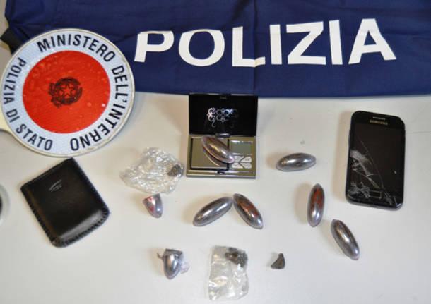 droga hashish polizia