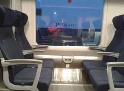 Diretti varese gallarate milano debuttano i nuovi treni - Trenord porta garibaldi ...