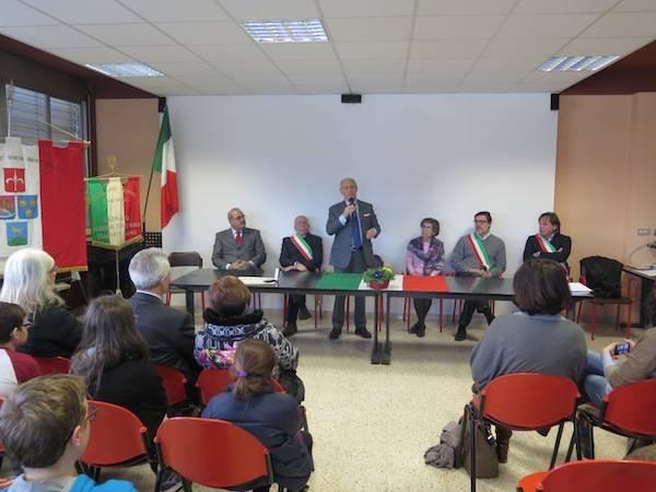 Giorno del ricordo a Solbiate Arno (inserita in galleria)