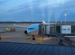 Il nuovo volo per Seul da Malpensa (inserita in galleria)