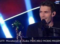 Il vincitore di Sanremo Giovani (inserita in galleria)
