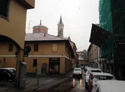 La neve a Castellanza e Legnano (inserita in galleria)
