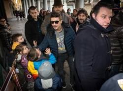 Moreno Mc incontra i fan alla Casa del Disco  (inserita in galleria)