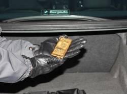 Oro nell'auto dell'imprenditore (inserita in galleria)