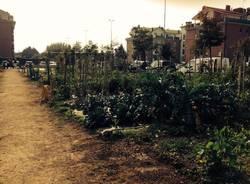 Orti, bici e libri: la rete dei quartieri a Gallarate (inserita in galleria)