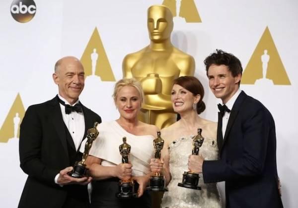 Oscar 2015, tutti i vincitori (inserita in galleria)