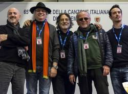 PFM al Festival di Sanremo 2015 (inserita in galleria)