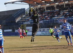Pro Patria - Real Vicenza 1-1 (inserita in galleria)