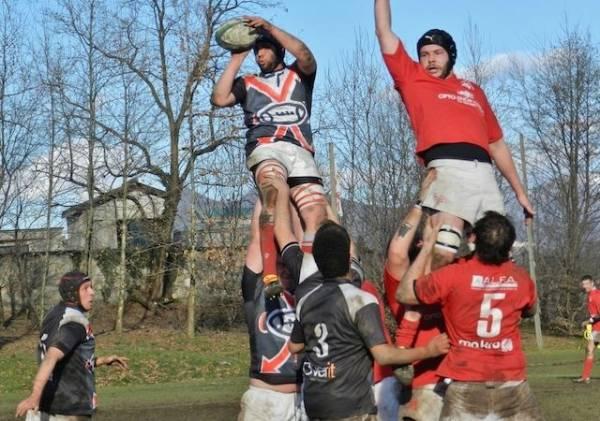 Rugby / Varese - Mantova 22-18 (inserita in galleria)