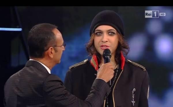 Sanremo 2015: il fotoracconto della terza serata (inserita in galleria)