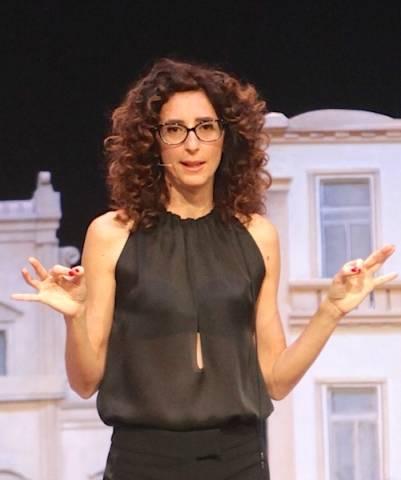 Teresa Mannino al Teatro di Varese (inserita in galleria)