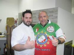torretta pizza leone coppola Valerio Torre