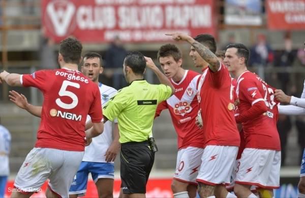 Varese - Brescia 1-2 (inserita in galleria)