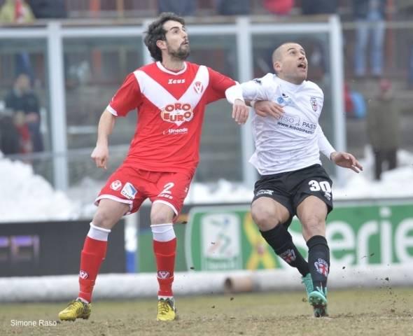 Varese - Pro Vercelli 1-1 (inserita in galleria)