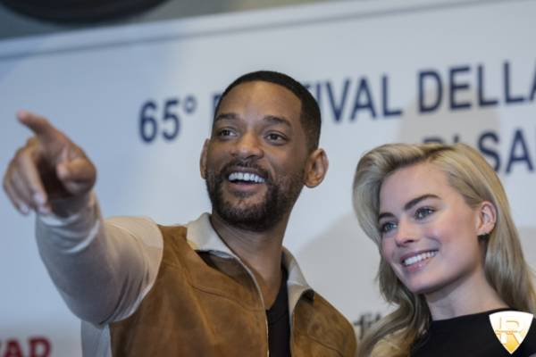 Will Smith a Sanremo (inserita in galleria)
