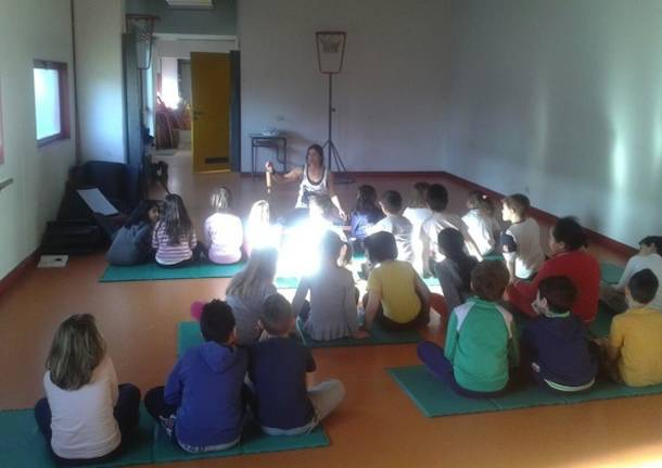 arsago seprio educazione motoria educazione fisica yoga