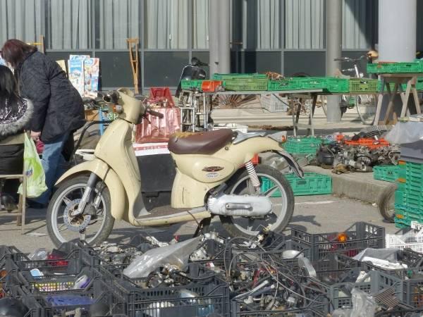 Auto e moto d'epoca a Malpensafiere