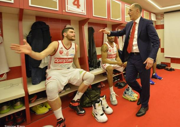 Openjobmetis Varese – Acea Roma 78-73 d1ts