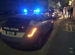 blitz polizia castellanza