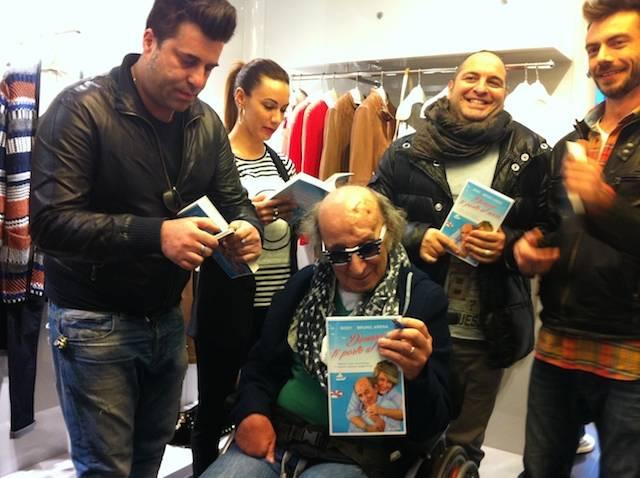 Bruno e Rosy Arena presentano il loro libro