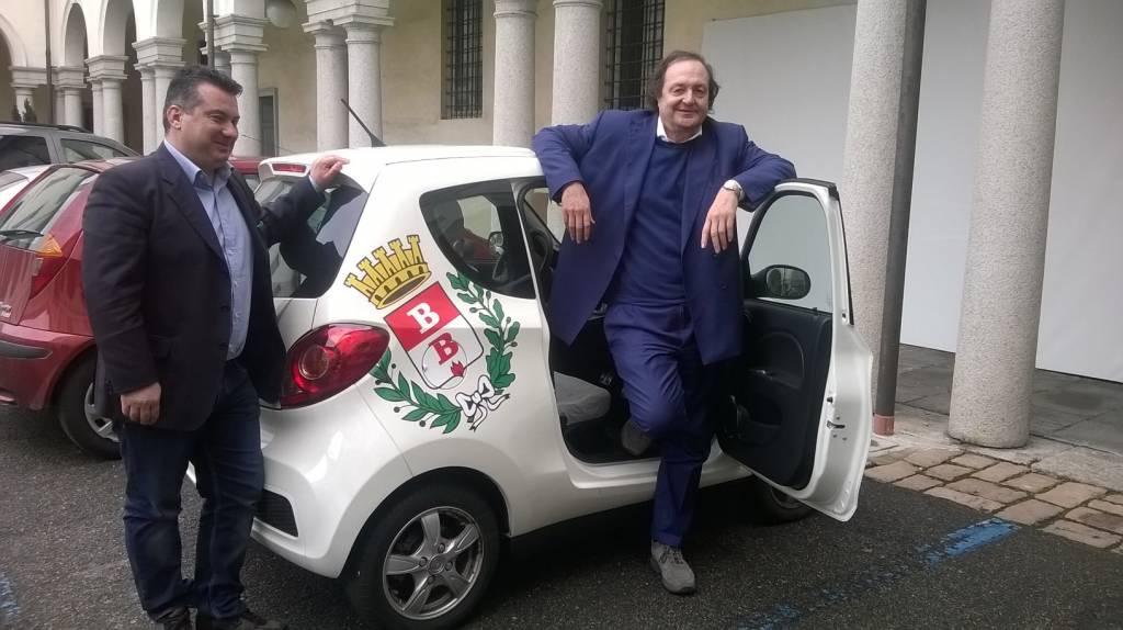 car sharing gigi farioli busto arsizio