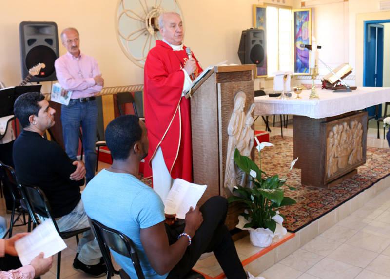 cardinale scola carcere busto arsizio