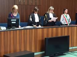 corte d'assise tribunale busto arsizio processo pizzocolo