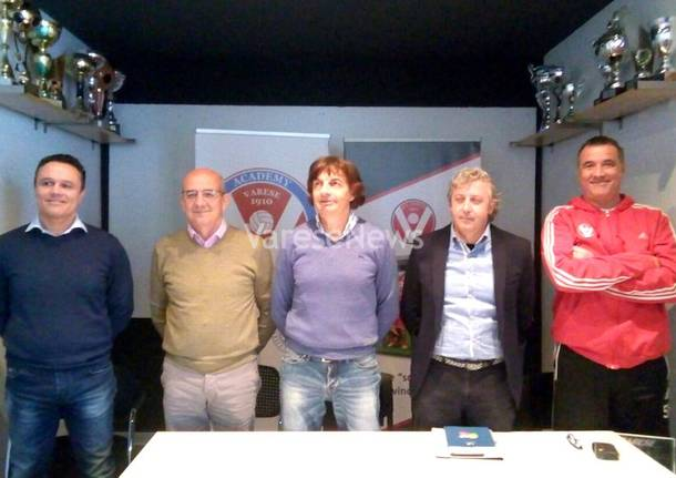 dirigenti settore giovanile varese calcio