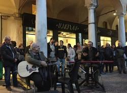 Eugenio Finardi e Vittorio Cosma in concerto
