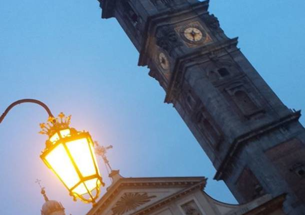 Piazza San Vittore a Varese