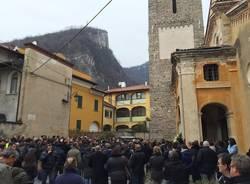 Funerale Pasquale Maiellaro Arcisate