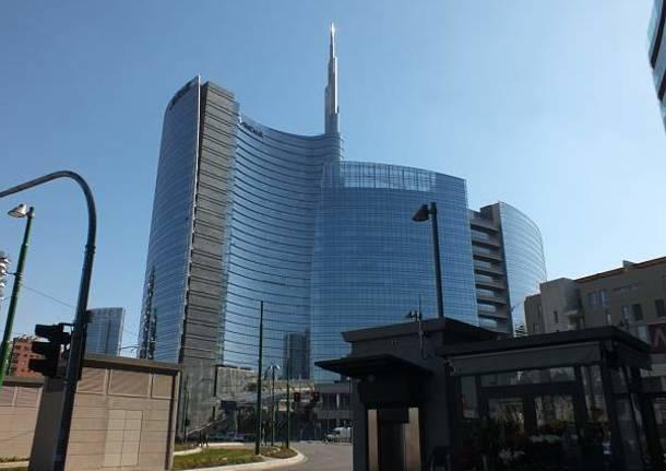 I grattacieli di Milano