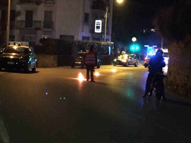 incidente stradale cocquio trevisago 29 marzo 2015