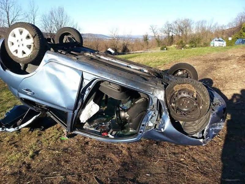 incidente stradale ronchi varese