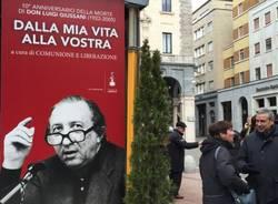 La mostra su Don Giussani (inserita in galleria)
