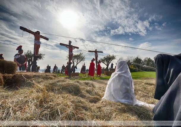La Passione di Cristo a Mustonate