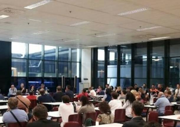 Malpensa sindacati lavoratori airport handling assemblea