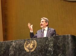 Raffaele Cattaneo all'ONU