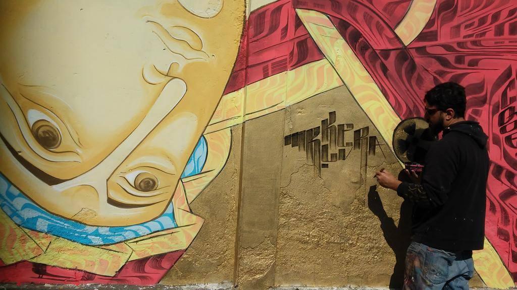 street art stoà
