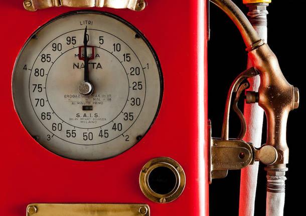 Apre il grande museo delle pompe di benzina