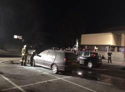 Bruciata l'auto del segretario comunale
