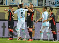 calcio serie b entella varese 0-1