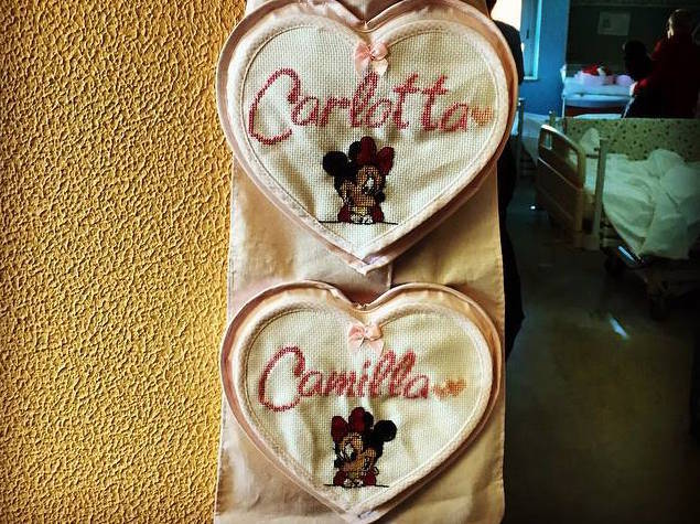 Camilla e Carlotta Ramella