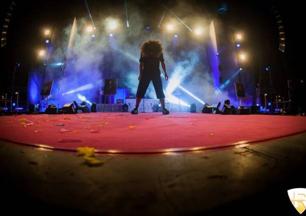 Caparezza in concerto al Forum di Assago