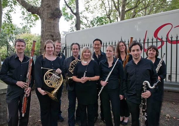I fiati della London Symphony Orchestra al Teatro di Chiasso