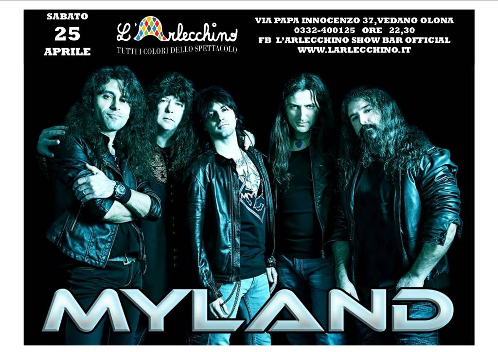 MYLAND HARD ROCK BAND
