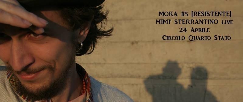 """LIBERI ANCHE DI CANTARE E BALLARE w/ MIMI\' STERRANTINO live + Reading \""""DI LAVORO E DI MONTAGNE\"""""""