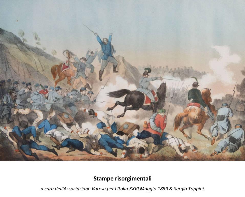 100 ANNI DALLA GRANDE GUERRA Lodovico Pogliaghi illustratore, inviato speciale & Stampe risorgimentali