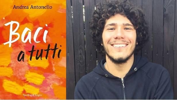 """APERITIVO LETTERARIO. Un ghostwriter racconta l\'autismo: Luca Crippa presenta \"""" Baci a tutti\"""" di Andrea Antonello"""